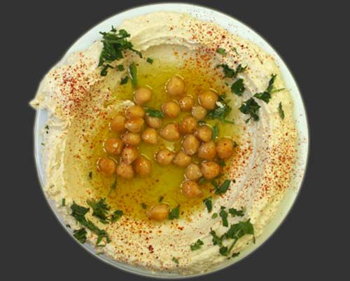 Life is like a bowl of Hummus