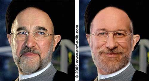 steven spielberg quotes. Khatami amp; Steven Spielberg
