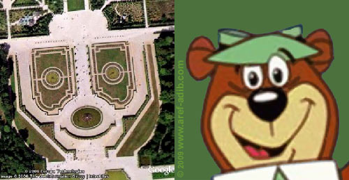 max george look alike. Yogi Bear look-alike